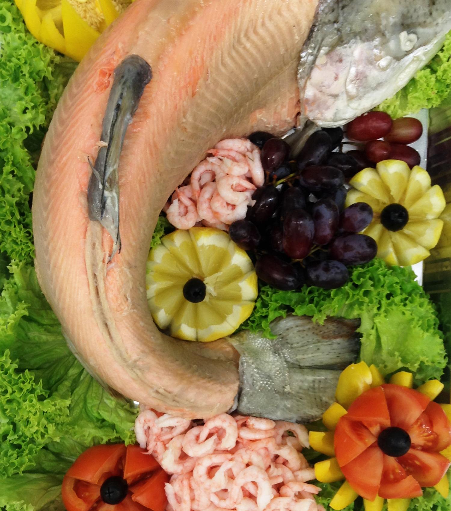 Gourmet Koldtbord, 20 Ting